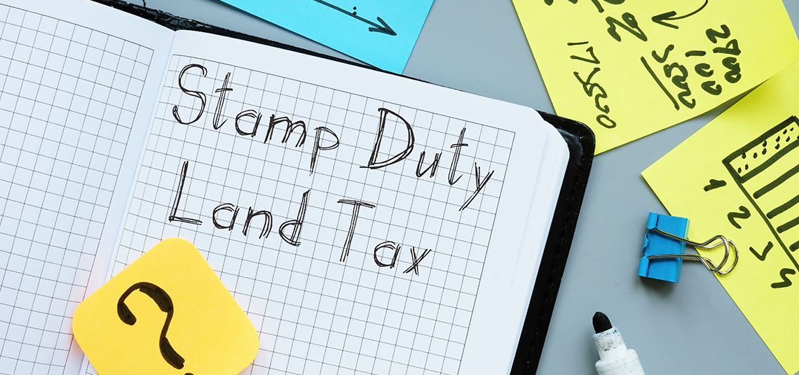 What happens once the Stamp Duty Holiday ends?