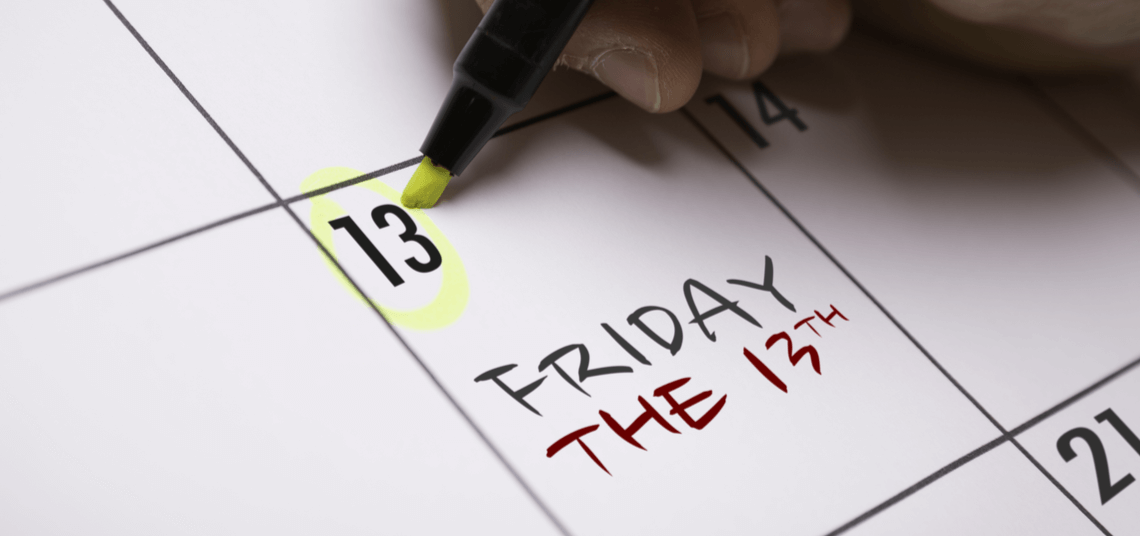 5 reasons why Friday 13th won't affect your Molo mortgage